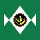 Mighty Morphin Power Rangers Green T-Shirt