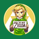 DUDE, I'M NOT ZELDA!! T-Shirt