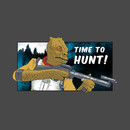 Bossk - Time to Hunt /w Background T-Shirt