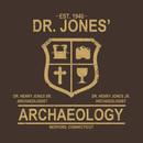 Dr. Jones' Archaeology T-Shirt