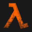 Lambda - Orange T-Shirt