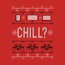 Christmas and Chill T-Shirt