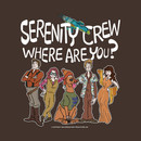 Serenity Crew Where Are You? T-Shirt