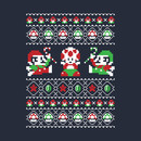 Super Christmas Bros - Ugly Sweater T-Shirt