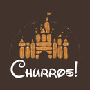 A Churro in every land! T-Shirt