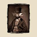 Portrait of Sir Yoda T-Shirt