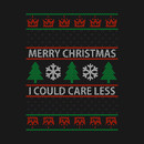 Care Less Sweater T-Shirt