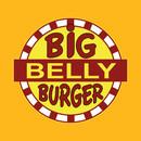 BIG BELLY BURGER (arrow) T-Shirt