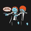 Mr. Meeseeks - Pulp Fiction T-Shirt