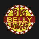 BIG BELLY BURGER (arrow) GRUNGE T-Shirt