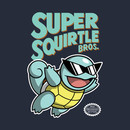 Super Squirtle Bros. T-Shirt