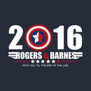 ROGERS & BARNES 2016 T-Shirt