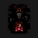 Five Nights at Freddy's Fnaf4 Nightmare Foxy Plush T-Shirt