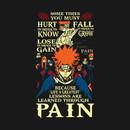 Naruto Pain Learn Shirt - TP00262 T-Shirt