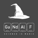 Gandalf's Magical Science T-Shirt