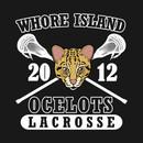 Ocelot lacrosse T-Shirt