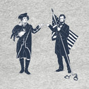 Fist Bump for Liberty T-Shirt