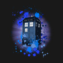 Doctor Who Paint art T-Shirt