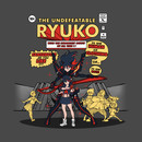 The Undefeatable Ryuko T-Shirt