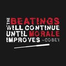 Cobey the Morale Officer T-Shirt