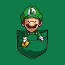Pocket Luigi T-Shirt