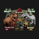 Dino Death Match T-Shirt