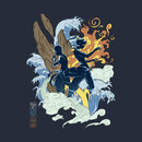 The two Avatars T-Shirt