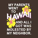Kumar's Parents Went to Hawaii T-Shirt