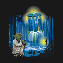 May the Tardis be with You! T-Shirt