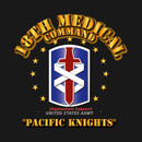 18th Medical Command - Pacific Knights - SSI T-Shirt