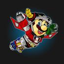 Go-Lion Suit Mario T-Shirt
