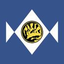 Mighty Morphin Power Rangers Blue T-Shirt