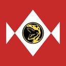 Mighty Morphin Power Rangers Red T-Shirt