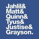 Helvetica Duke 2015 Champs T-Shirt