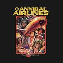 CANNIBAL AIRLINES - 2nd Design T-Shirt