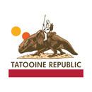 Tatooine Republic (Authentic) T-Shirt