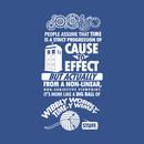 Timey Wimey Tee T-Shirt