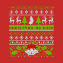 Christmas as Fuck Sweater T-Shirt