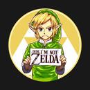 DUDE, IM NOT ZELDA!! T-Shirt