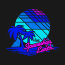 Visit Spaceship Earth T-Shirt
