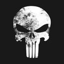 The Punisher Minimalist Grunge T-Shirt