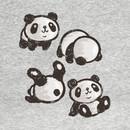 Rolling panda T-Shirt