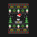 Batman Ugly Christmas Sweater T-Shirt