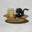 Jonesy and Alien in a box T-Shirt