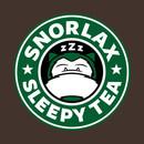 Snorlax Sleepy Tea T-Shirt