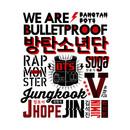 BTS Collage T-Shirt