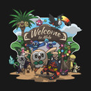 Welcome to Alola! T-Shirt