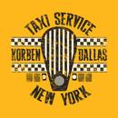 Korben Dallas Taxi Service T-Shirt
