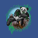 There's Only One Panda T-Shirt