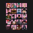 Heroes & Villains  Batman: the Animated Series T-Shirt